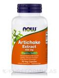 Artichoke Extract 450 mg - 90 Vegetarian Capsules