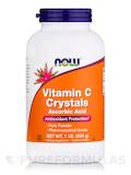 Vitamin C Crystals (Ascorbic Acid ) 1 lb (454 Grams)