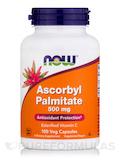 Ascorbyl Palmitate 500 mg 100 Vegetarian Capsules