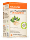 Ashwagandha for Endurance - 60 Vegetarian Capsules