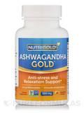 Ashwagandha Gold 500 mg 90 Vegetable Capsules