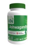 Ashwagandha KSM-66 500 mg - 90 VegeCaps