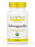 Ashwagandha, Organic - 90 Tablets