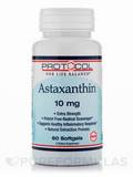 Astaxanthin 10 mg 60 Softgels