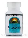 Astaxanthin 2 mg 30 Softgels