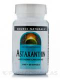 Astaxanthin 2 mg 60 Softgels