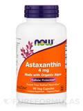 Astaxanthin 4 mg - 90 Veg Capsules