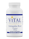 Astragalus Root Extract 300 mg - 90 Vegetable Capsules