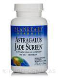 Astragalus Jade Screen 850 mg 100 Tablets