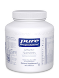 Athletic Nutrients - 180 Capsules