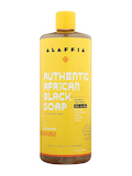 Authentic African Black Soap All-in-One, Unscented - 32 fl. oz (950 ml)