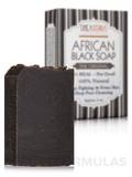 African Black Soap Bath Bar (The Original) - 4 oz