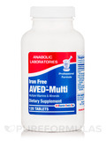 Aved-Multi Iron Free 120 Tablets