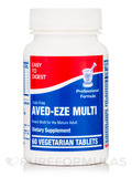 Aved-Eze Multi (Iron-Free) - 60 Vegetarian Tablets