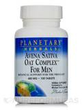 Avena Sativa Oat Complex for Men 480 mg - 100 Tablets