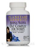 Avena Sativa Oat Complex for Women 558 mg 100 Tablets