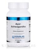 Ayur-Ashwagandha (Indian Ginseng) - 60 Capsules
