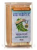 Ayurvedic Neem Picks - Box of 100 Toothpicks