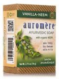 Ayurvedic Vanilla-Neem Soap - 2.75 oz (78 Grams)
