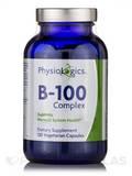 B-100 Complex - 120 Vegetarian Capsules