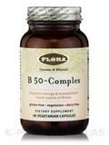 B 50-Complex - 60 Vegetarian Capsules