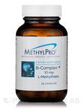 B-Complex + 10 mg L-Methylfolate - 30 Capsules