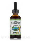 B-Complex Liquid 2 oz