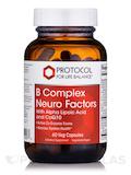 B Complex Neuro Factors - 60 Vegan Capsules