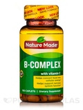 B-Complex with Vitamin C - 100 Caplets