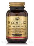 B-Complex with Vitamin C Stress Formula - 100 Tablets