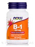 B-1 100 mg 100 Tablets
