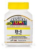 B-1 100 mg - 110 Tablets