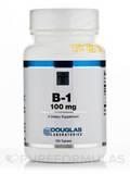 B-1 100 mg - 100 Tablets