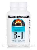 B-1 500 mg - 100 Tablets