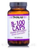 B-100 Caps Vitamin B-Complex 100 Capsules