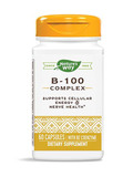 B-100 Complex with B2 Coenzyme - 60 Capsules