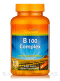 Vitamin B 100 Complex (Timed-Release Formula) - 60 Tablets