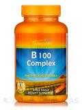 Vitamin B 100 Complex (Timed-Release Formula) - 60 Tablets