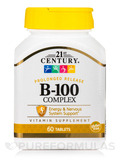 B-100 Complex Prolonged Release - 60 Tablets