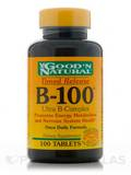 B-100® Ultra B-Complex (Timed Release) - 100 Tablets