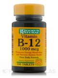 B-12 1,000 mcg 100 Tablets