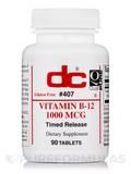 B-12 1000 mcg 90 Tablets