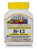 B-12 1000 mcg Prolonged Release 110 Tablets