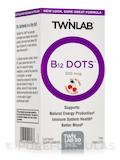 B12 Dots™ 500 mcg, Cherry Flavor - 100 Tablets