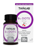 B12 Dots™ 500 mcg, Cherry Flavor - 250 Tablets
