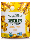 B12 Energy, Ginger Flavor - 70 Gummies