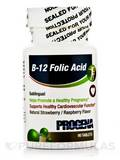 B-12 Folic Acid Sublingual - 90 Tablets