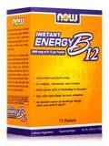 B-12 Instant Energy - BOX OF 75 PACKETS
