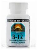 B-12 Sublingual 2000 mcg 50 Tablets