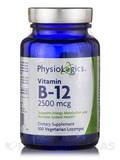 B-12 (Sublingual Vitamin) 2500 mcg 100 Vegetarian Lozenges